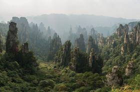Wulingyuan Zhangjiajie, Hunan, China