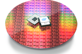 Xeon E7v4 on wafer
