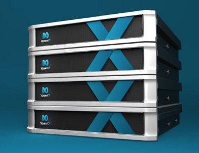 XtremIO Flash storage array.
