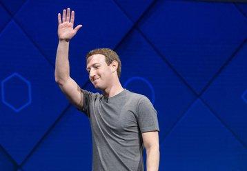 Zuckerberg out