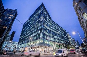 Blue Fin building