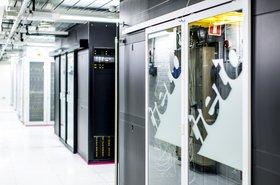 Tieto data center in Espoo