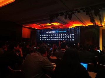 AMD data center core