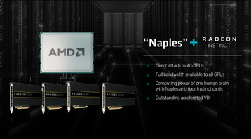 AMD Naples and Radeon Instinct