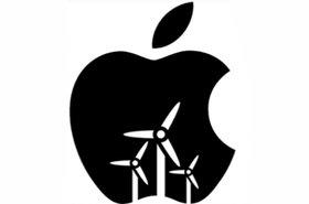 Apple goes green