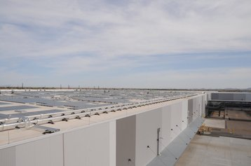 Apple's Mesa, Arizona facility