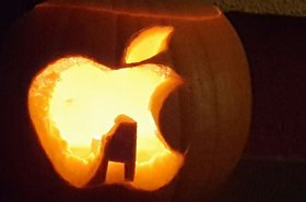 Athenry for Apple Halloween pumpkin