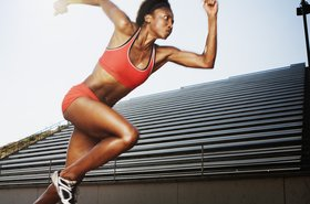 athlete running race sport thinkstock photos jupiterimages lead