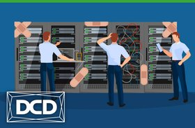 Applying 'sticky plasters' to your legacy data center