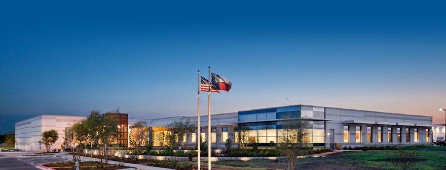 Data Foundry campus in Austin, Texas