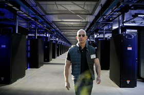 Bezos Prime stalks a data center