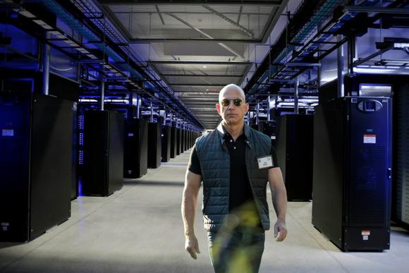 Bezos Prime stalks a data center
