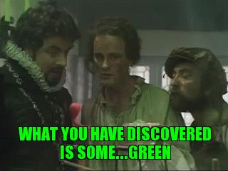 blackaddrer lord percy percy green