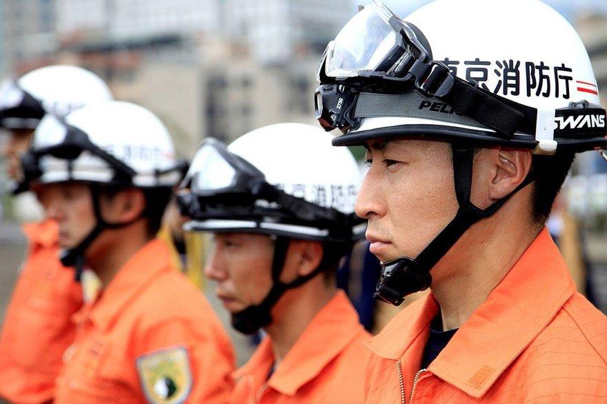 bomberos chinos