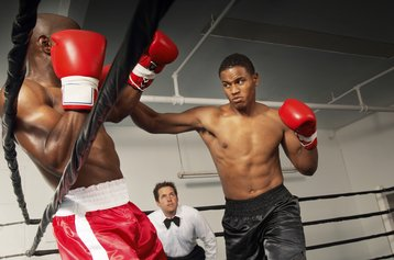 boxing fight win thinkstock mike watson images