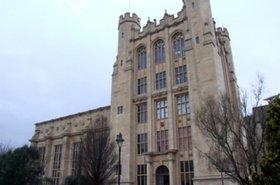 The Physics Building, Bristol University