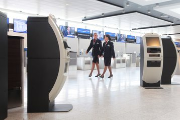 british airways checkin gatwick