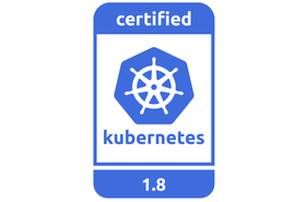 The new Certified Kubernetes logo