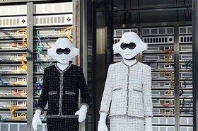 chanel robots lead