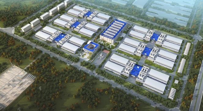 ChinaData Shanxi Mountain Energy IT facility