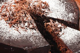 choc cake lead