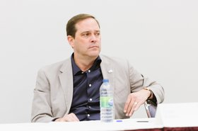 Chuck Robbins, CEO,  Cisco