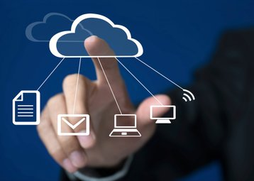cloud business document share