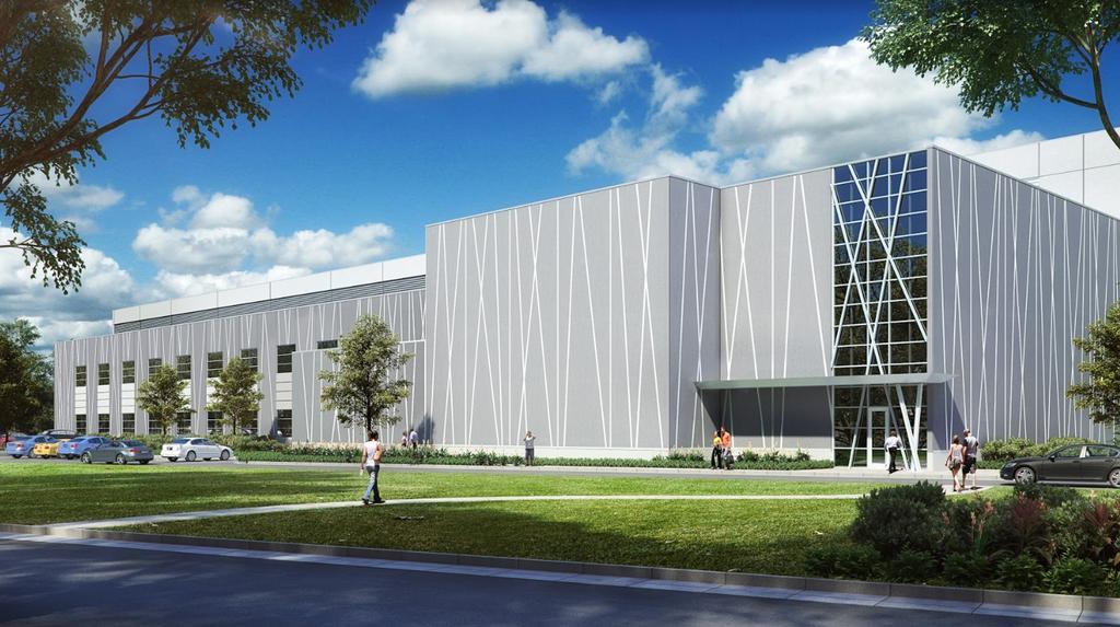 CloudHQ Campus Photo Exterior