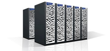 Cray cluster supercomputer