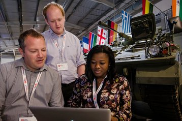 GCHQ at the Cyber Security Challenge Cyber Camp