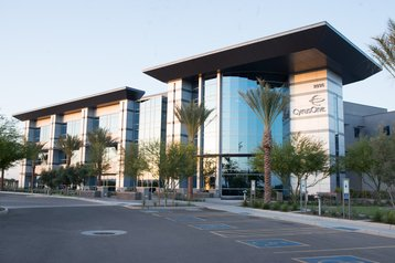 cyrusone data center chandler 1