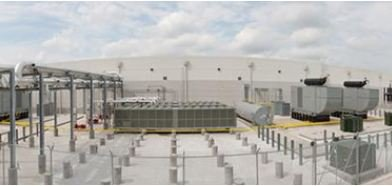 CyrusOne's Austin II facility