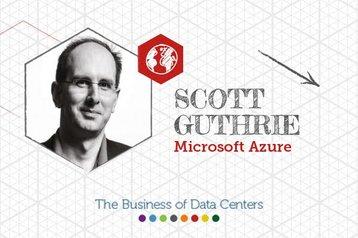 Scott Guthrie, Microsoft Azure
