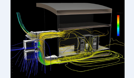 data center cfd design