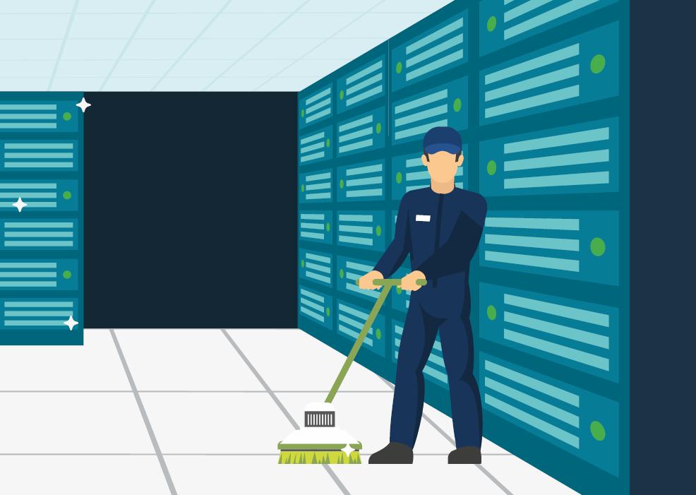 Dirty data centers - DCD