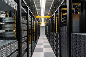 Moscow I data center