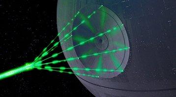 Death Star laser