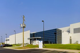 DuPont Fabros NJ1 data center