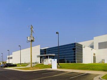 DuPont Fabros NJ1 data center