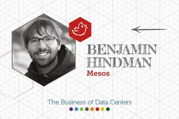 Benjamin Hindman, Mesos