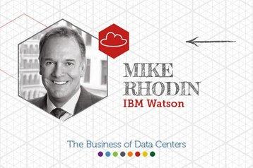 Mike Rhodin, IBM Watson