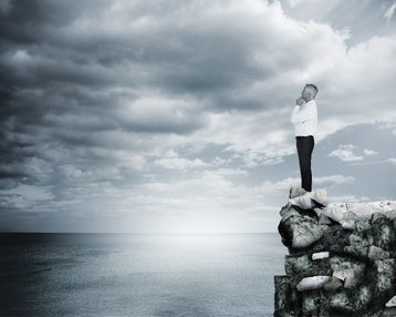 edge business cliff thinking thinkstock photos wavebreakmedia ltd