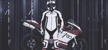 EdgeConneX Motorbike ad