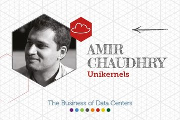Amir Chaudhry, Unikernels