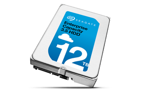 Enterprise Capacity 12TB HDD