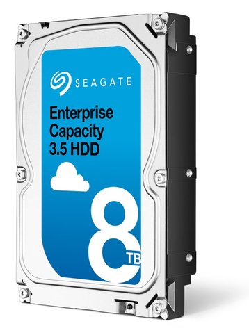 "Seagate Enterprise Capacity 3.5"" HDD 8TB"