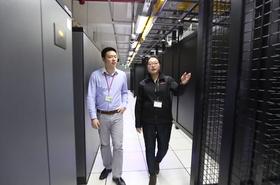 Equinix IBX Shanghai 5 (SH5) Data Center