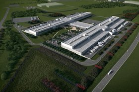 facebook fort worth data center rendering