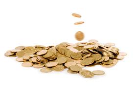 falling coins thinkstock cmyk