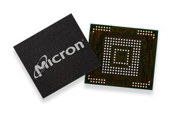 Micron 3D NAND chips